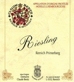 riesling remich primerberg